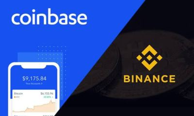 Binance Launches Shares of Coinbase Stock Token