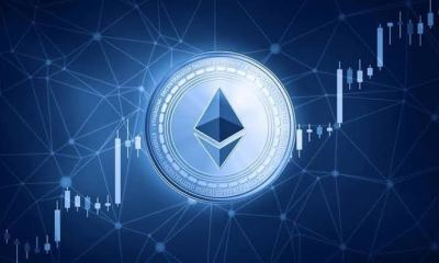 Ethereum price spikes to an all-time high of $1,161 for the first time since 2018