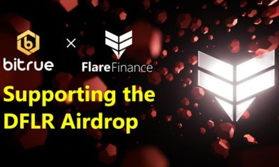 Bitrue Crypto Exchange Announces Support for DFLR Airdrop