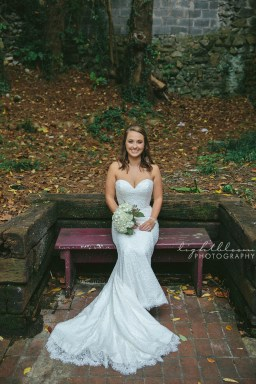 Wilmington NC Bridal Portraits