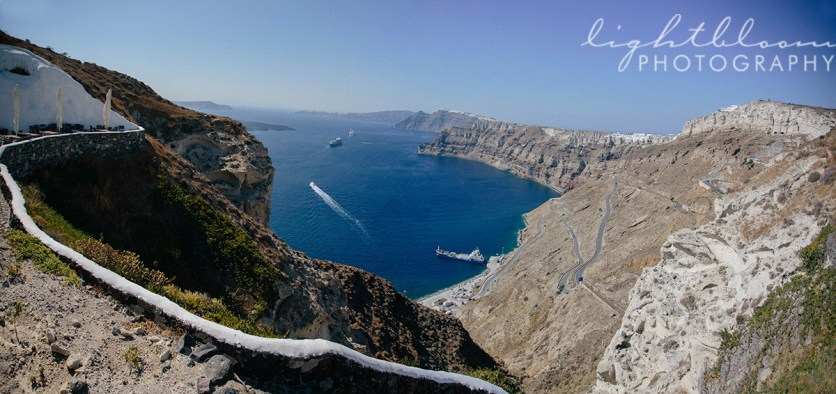 Santorini Greece Travel Photography