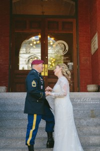 Downtown Wilmington Wedding Photography
