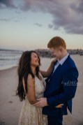 Fort Fisher Engagement Photography