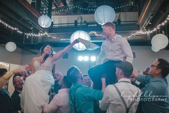 Ironclad Brewery Wedding Photographer