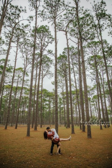 Hugh McRae Park Engagement Photography