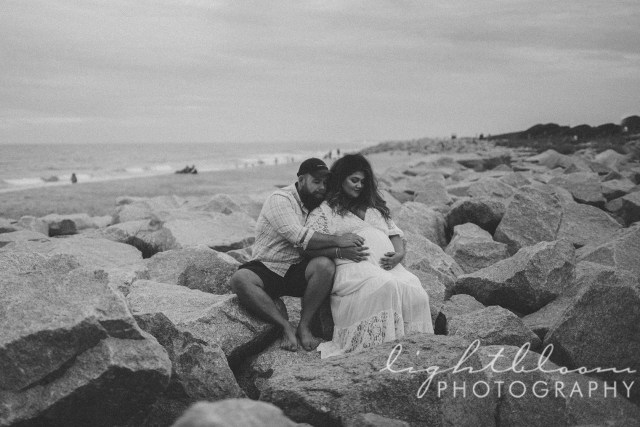 Carolina Beach Maternity Photographer
