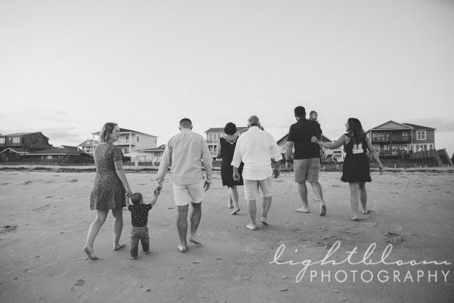 Holden Beach Family Photographer