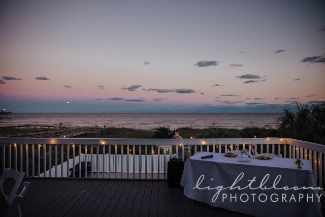 Wrightsville Beach Elopement Photographer