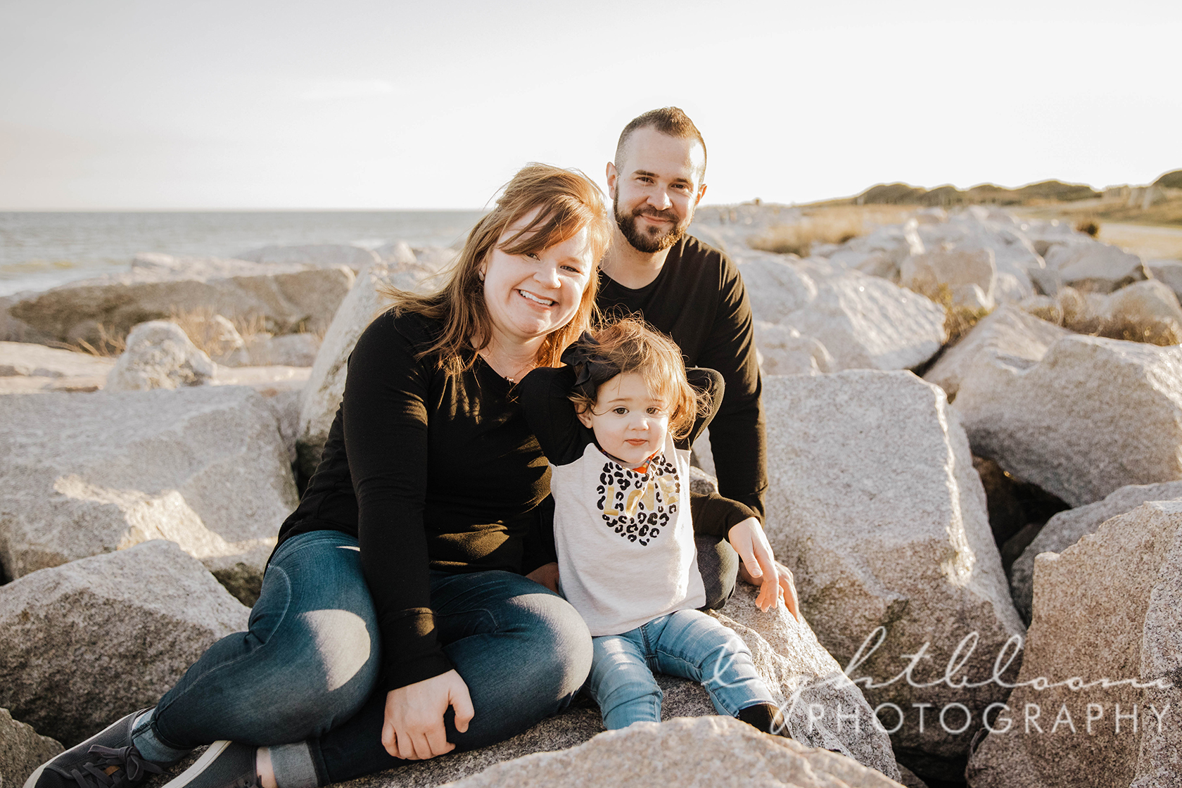 Fort Fisher Family Photographer