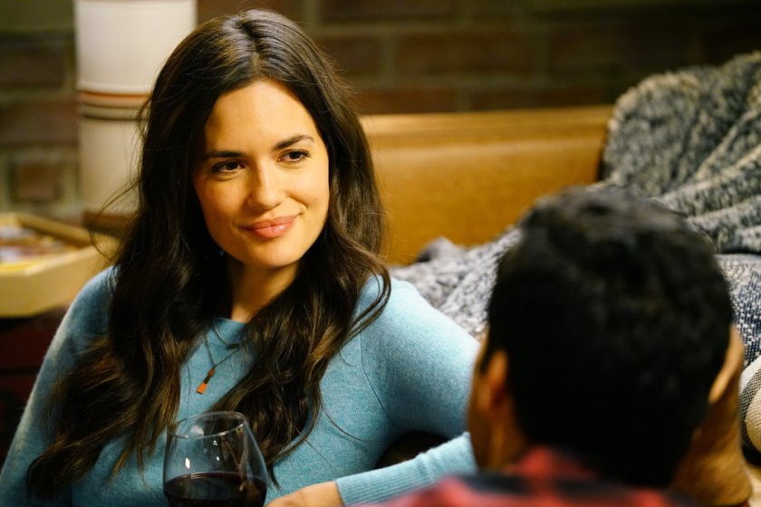 """CHICAGO MED -- """"So Many Things We've Kept Buried"""" Episode 610 -- Pictured: Torrey DeVitto as Natalie Manning -- (Photo by: Elizabeth Sisson/NBC)"""