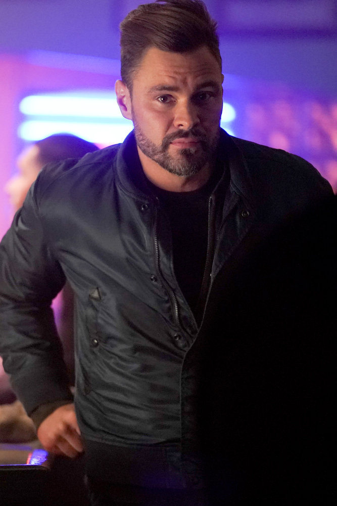 "CHICAGO P.D. -- ""The Radical Truth"" Episode 810 -- Pictured: Patrick John Flueger as Adam Ruzek -- (Photo by: Lori Allen/NBC)"