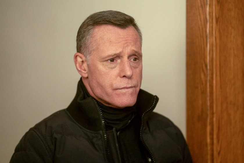"""CHICAGO P.D. -- """"Signs Of Violence"""" Episode 811 -- Pictured: Jason Beghe as Hank Voight -- (Photo by: Lori Allen/NBC)"""