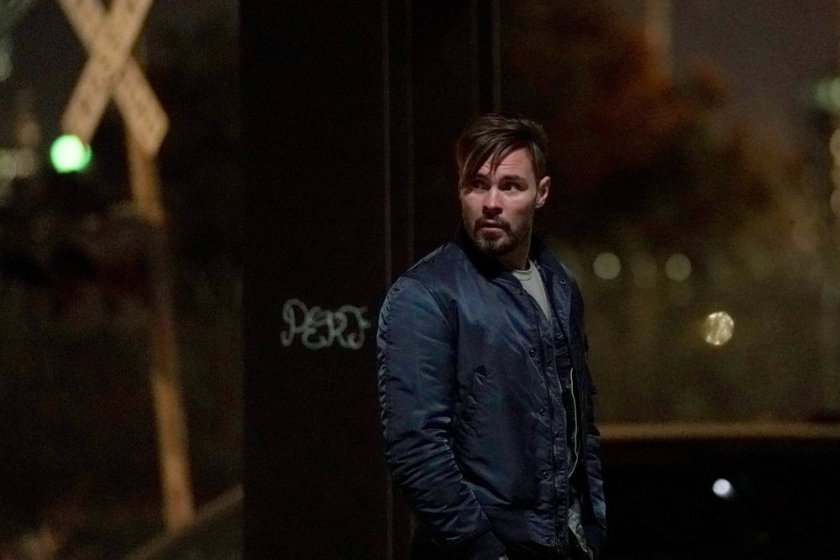 "CHICAGO P.D. -- ""The Right Thing"" Episode 815 -- Pictured: Patrick John Flueger as Adam Ruzek -- (Photo by: Lori Allen/NBC)"