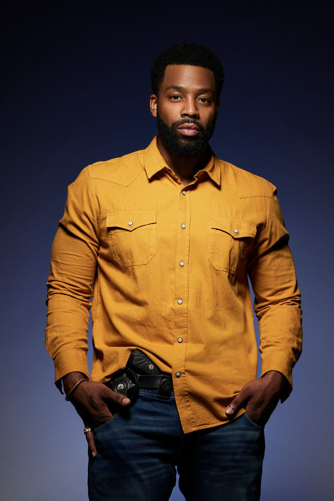 CHICAGO P.D. -- Season: 9 -- Pictured: LaRoyce Hawkins as Kevin Atwater -- (Photo by: Art Streiber/NBC)