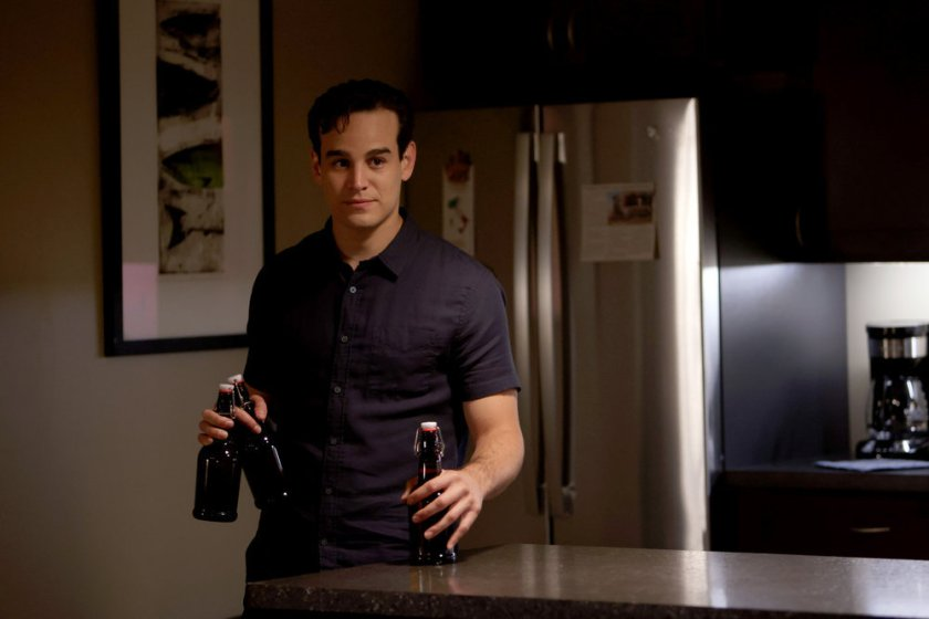 """CHICAGO FIRE -- """"Mayday"""" Episode 1001 -- Pictured: Alberto Rosende as Blake Gallo -- (Photo by: Adrian S. Burrows Sr./NBC)"""