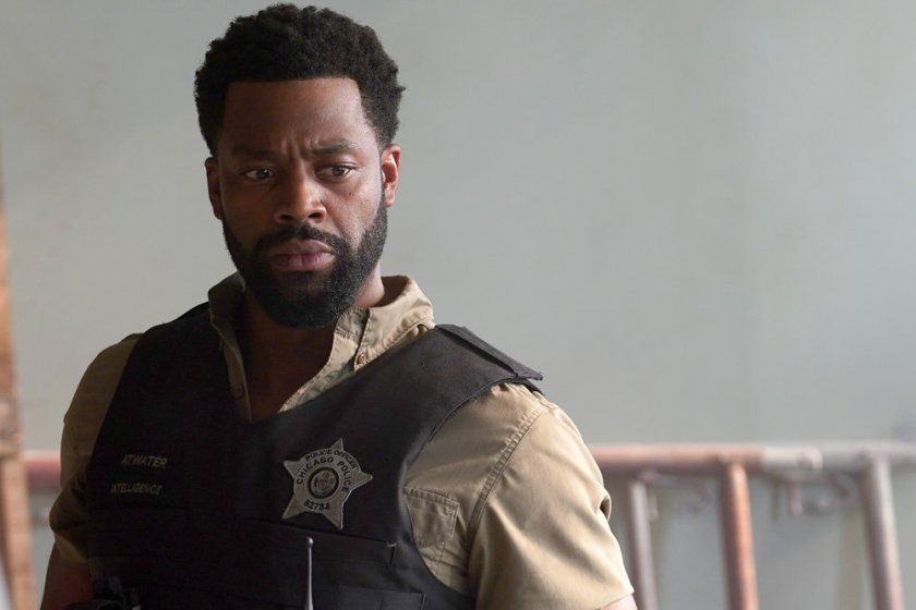 """CHICAGO P.D. -- """"Closure"""" Episode 901 -- Pictured: LaRoyce Hawkins as Kevin Atwater -- (Photo by: Lori Allen/NBC)"""
