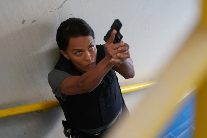 "CHICAGO P.D. -- ""Closure"" Episode 901 -- Pictured: Nicole Ari Parker as Samantha Miller -- (Photo by: Lori Allen/NBC)"