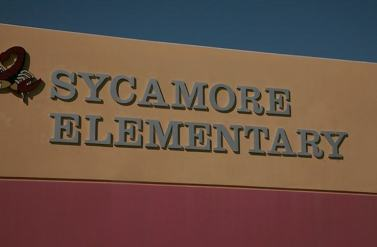 dimensional letter building signs for Mt. Prospect IL
