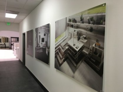 Digitally Printed Wall-Mounted Pictures