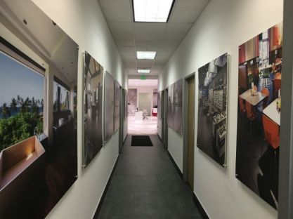 High Resolution Prints for Office Walls
