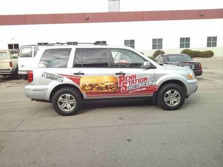 Custom Vehicle Graphics in Arlington Heights IL