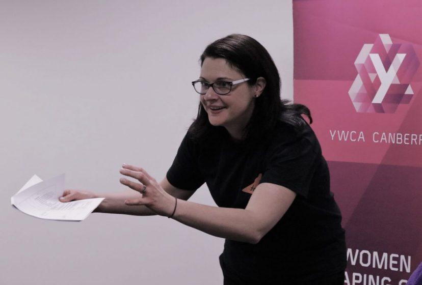 She Leads Workshop YWCA 2016