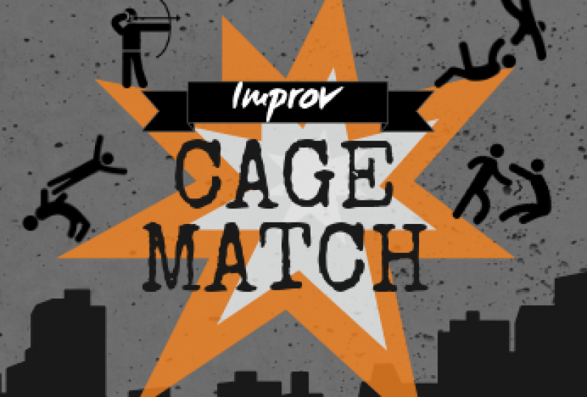 Cage Match Logo