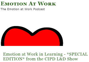 Emotion at work podcast interview with Jo Cook