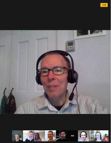 Will Thalheimer on the Google Hangout