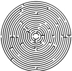 Morrison's Maze