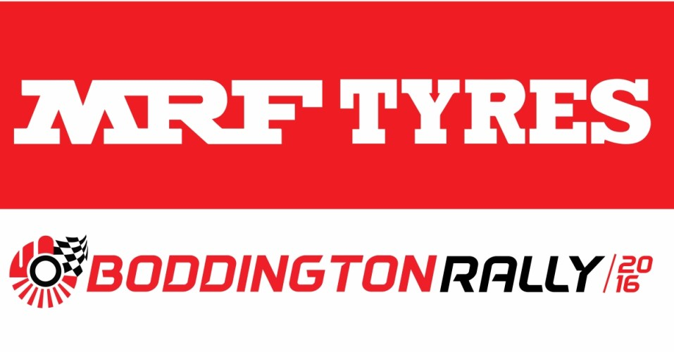 MRF Tyres Boddington Rally 2016