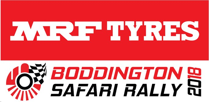 2018 MRF Tyres Boddington Safari Rally