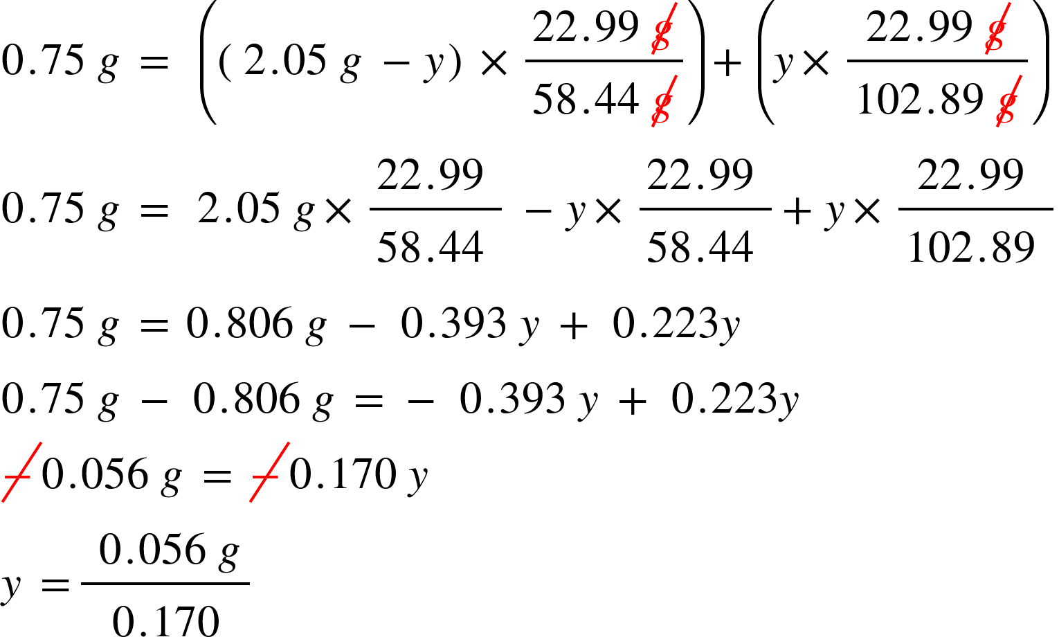 Calcium Blog What Is The Percent Composition Of Each