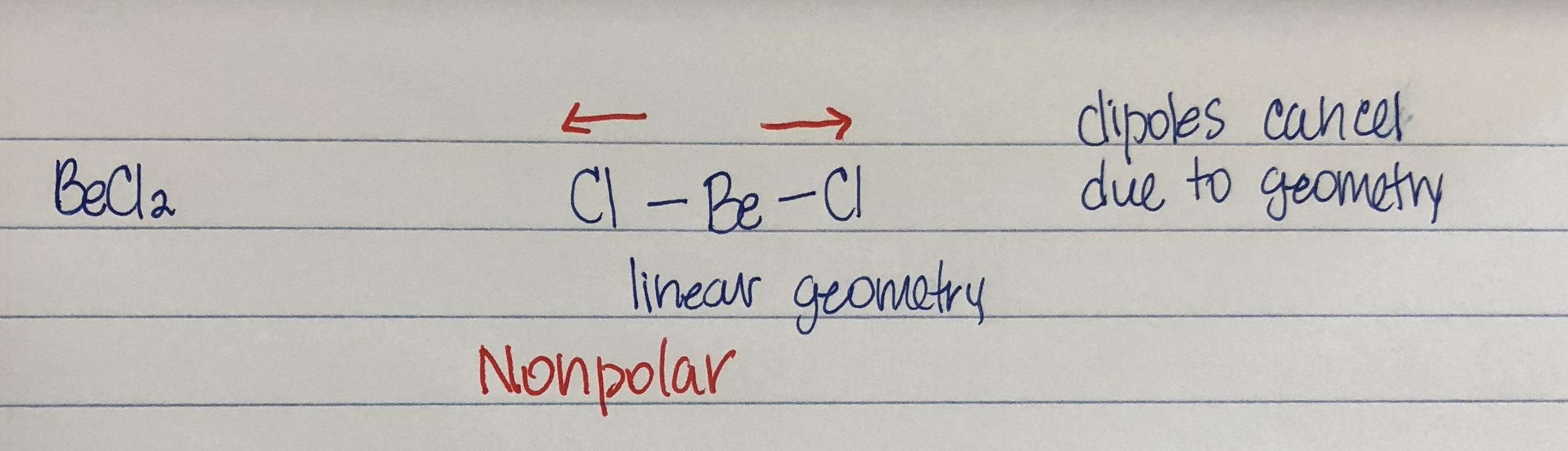 H2se Lewis Structure Polar Or Nonpolar