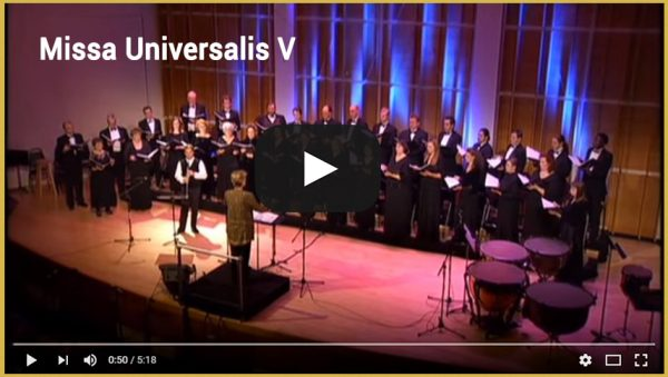 Missa-Universalis-V composed by Roger Davidson