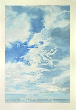 Canada Book 3 Surface - Watercolour on Paper - 19x28.5cm - 2015
