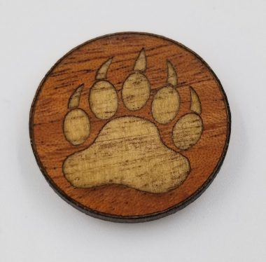 Montana Bear Paw