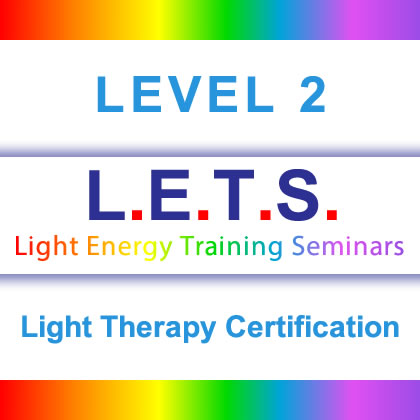 Level 2: Light Therapy Certification Course