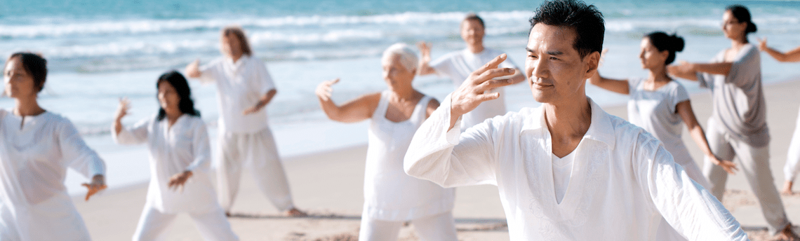 Infinite Tai Chi Teacher Training