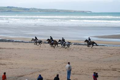 Doughmore Beach. Pic Callan Picture Products