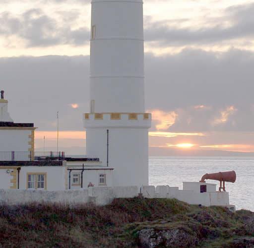 Corsewall lighthouse