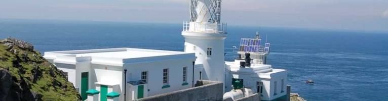 Lighthouses of South West England