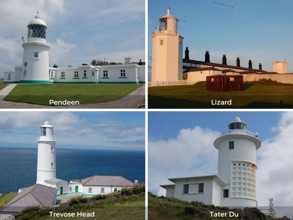 Cornwall Lighthouses