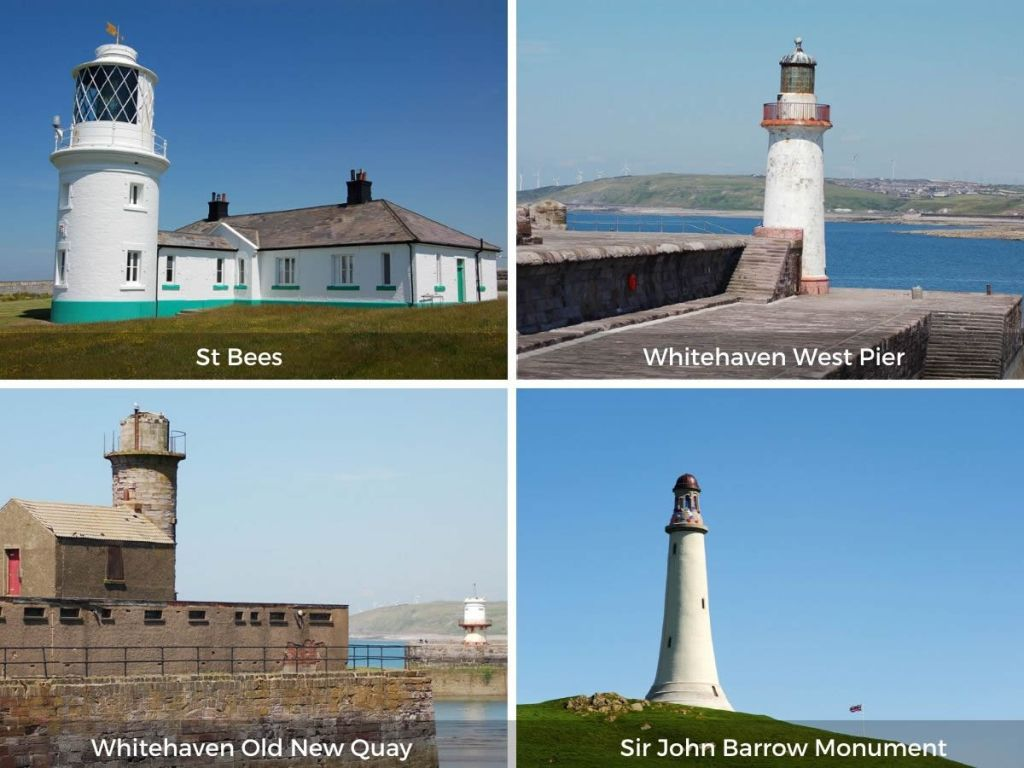 Cumbria Lighthouses