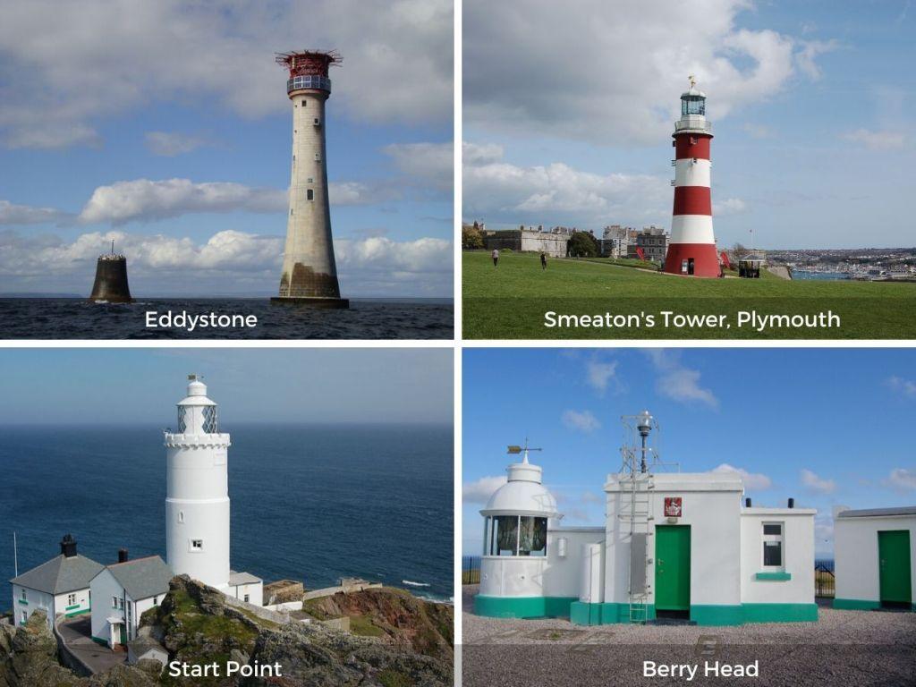 South Devon Lighthouses
