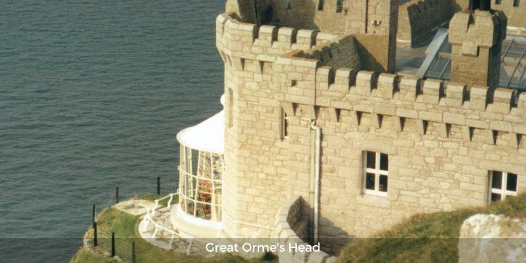 Great Orme's Head Lighthouse, Llandudno
