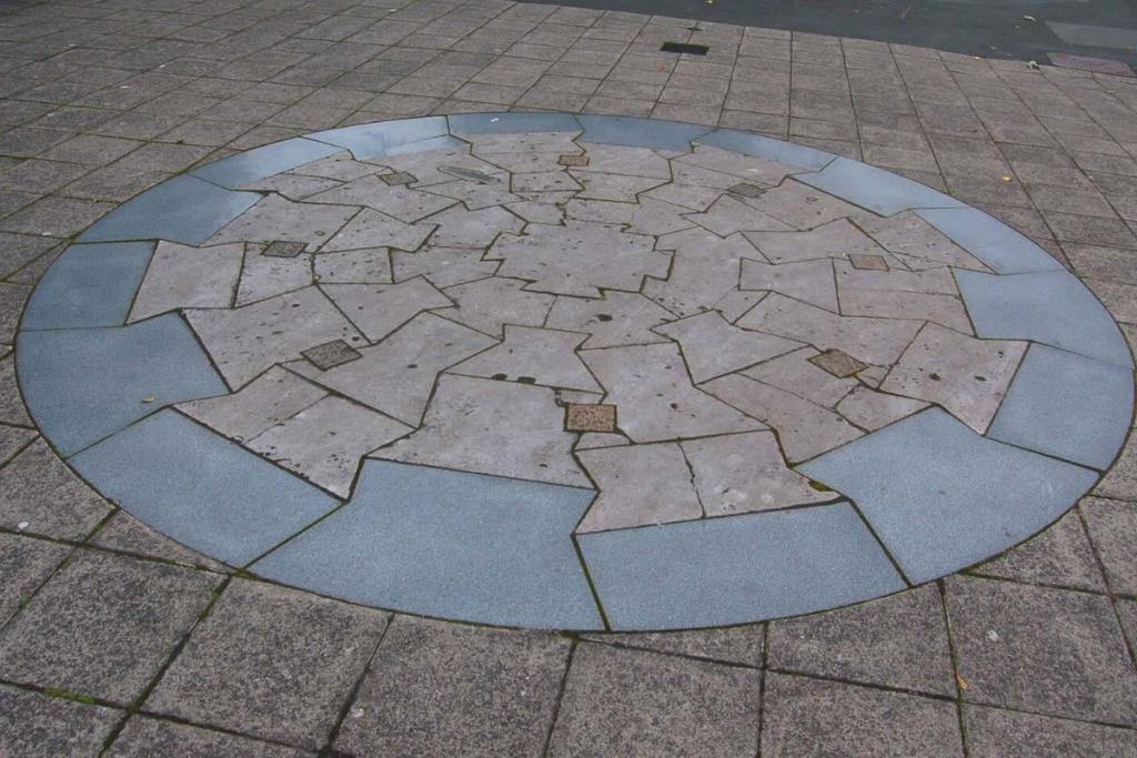 Eddystone Pavement, Plymouth