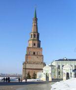 Söyembikä Tower, Kazan, Republic of Tatarstan, Russi