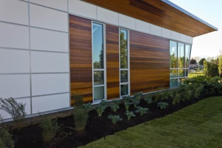 Beautiful custom siding
