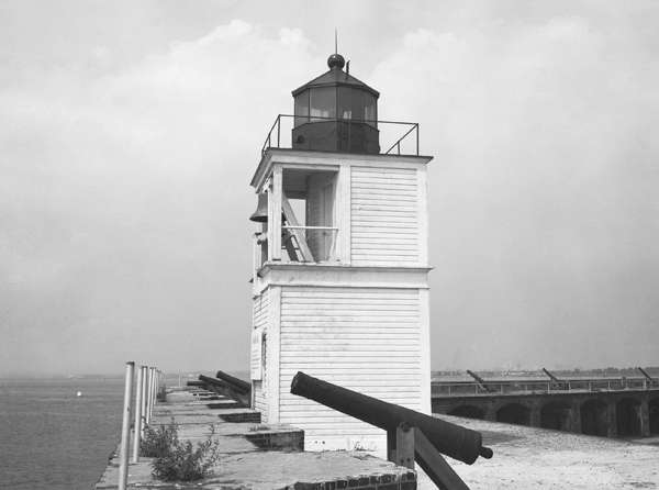 Fort Carroll Lighthouse Maryland At Lighthousefriends Com